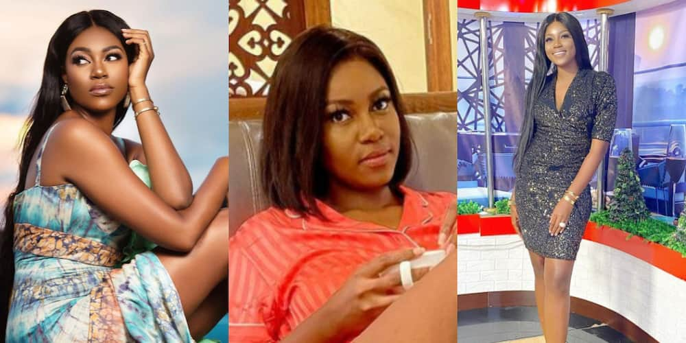 Yvonne Nelson drops bedroom photo as she flaunts her raw thighs amid FixTheCountry demo