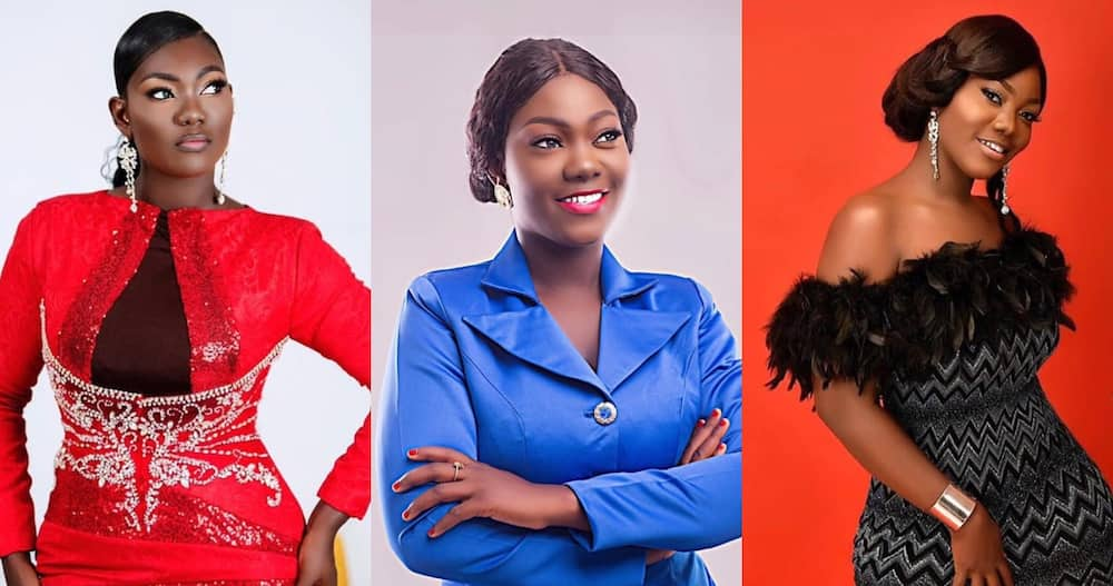 Esi: 2015 Ghana's Most Beautiful Winner to soon be Called to the Bar as Lawyer