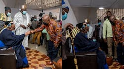 Wa Military assault: Akufo-Addo apologises to Overlord of Traditional area