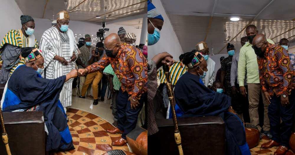 Wa Military assault: Prez. Akufo-Addo apologizes to Overlord of Traditional area