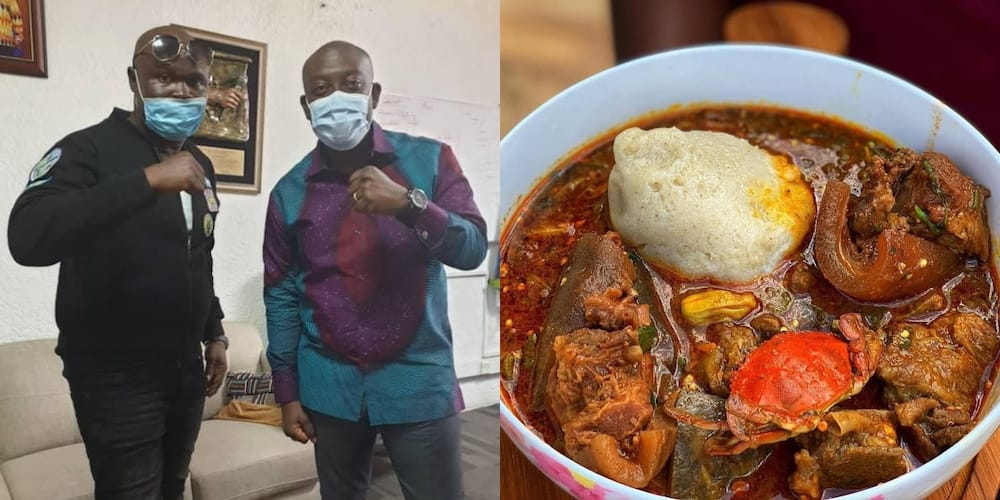 Meet all 4 top Ghanaian icons whose names are also favourite delicacies in Ghana