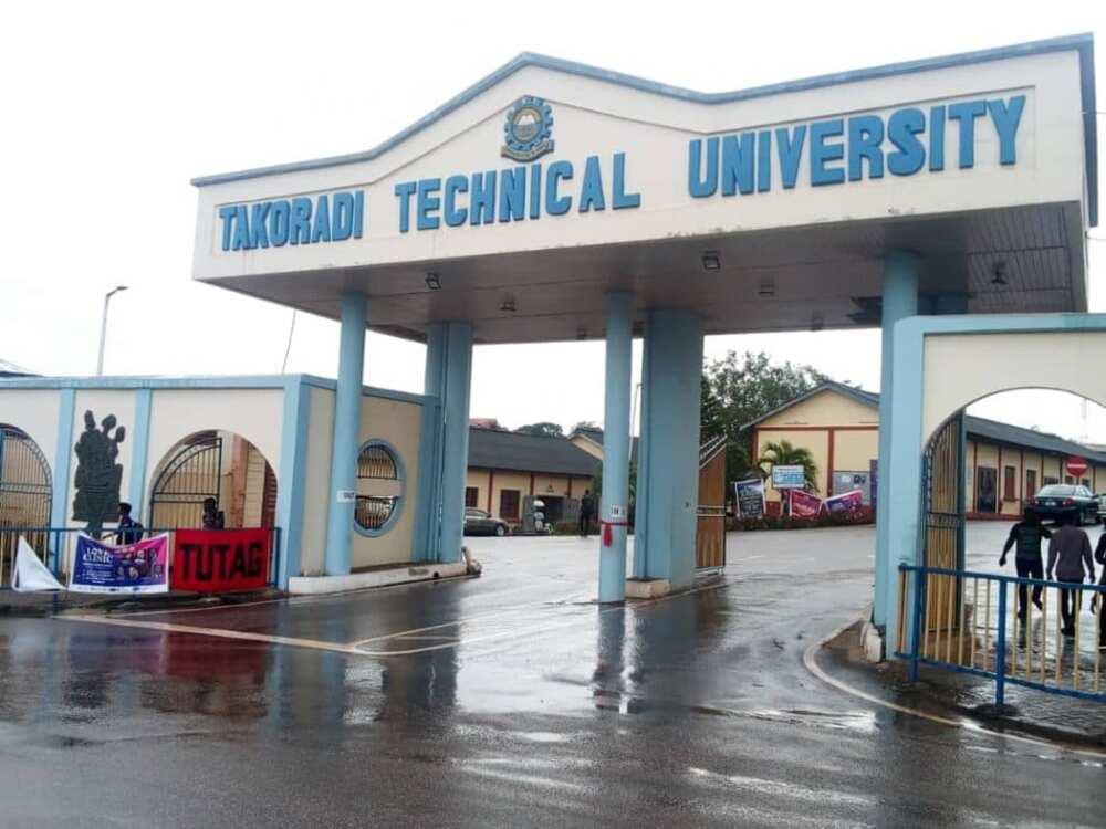 Takoradi Technical University courses