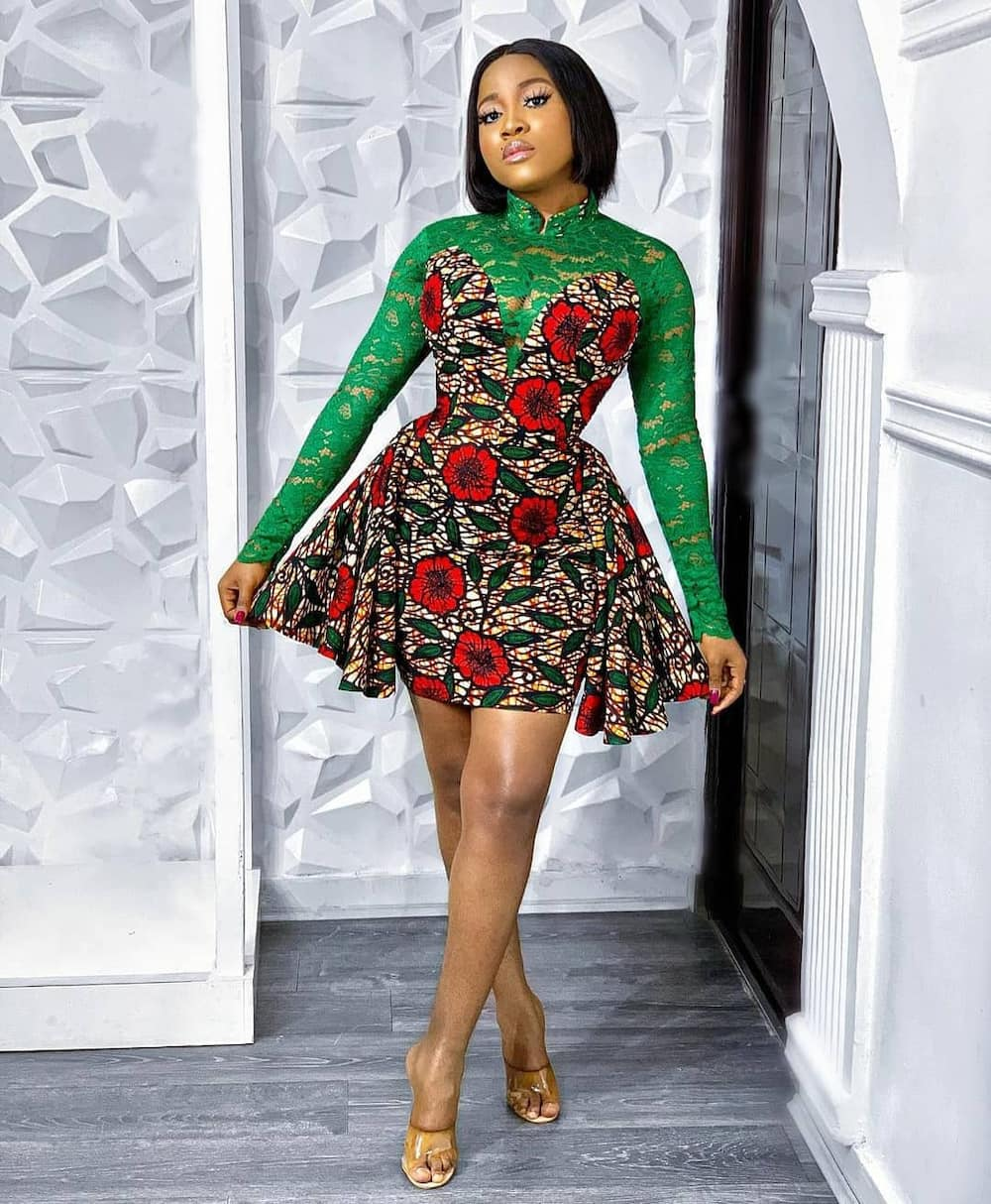 Most Beautiful Ankara Styles For Teenagers 2021 Trends Photos