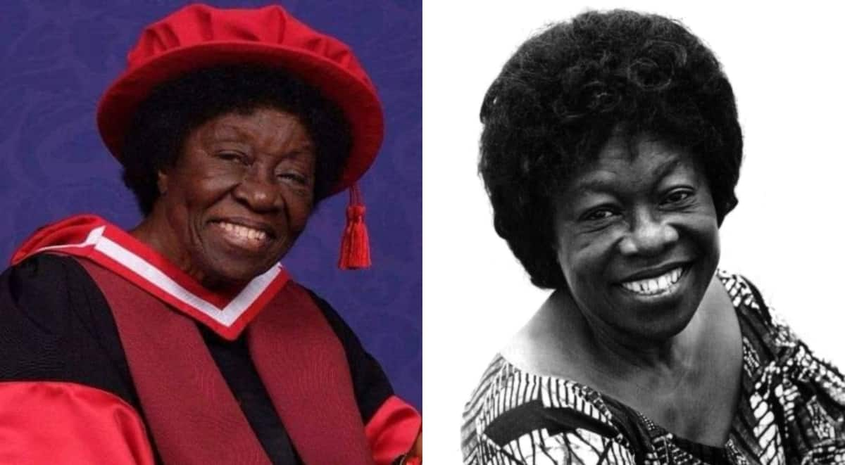 Meet Dr. Leticia Obeng first Ghanaian woman to earn 1st degree & PhD in science