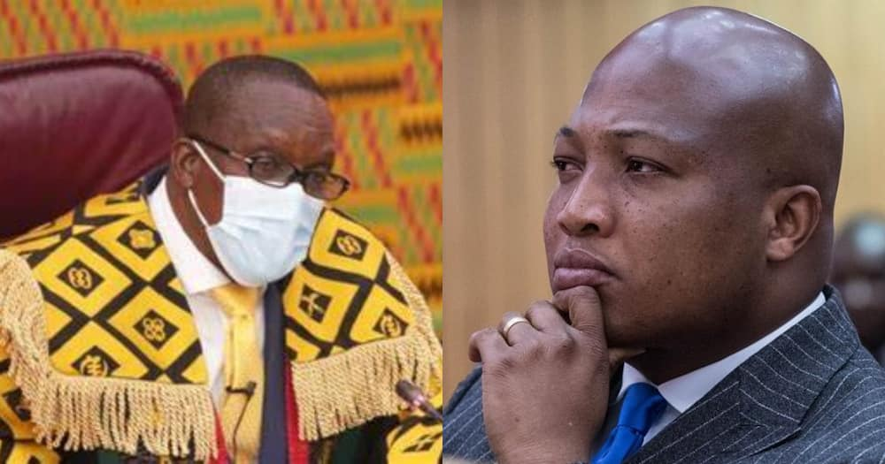I was not ready to see Ablakwa leave Appointments C'tee - Bagbin speaks on MP's resignation