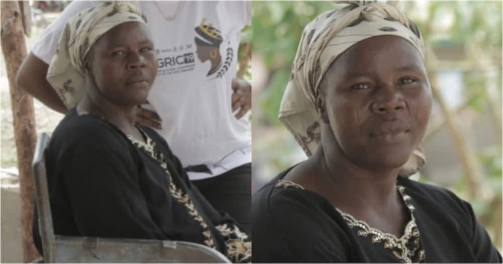 Alima Wahabu: Meet the physically challenged single mom who has 15 workers and pays them GHc120