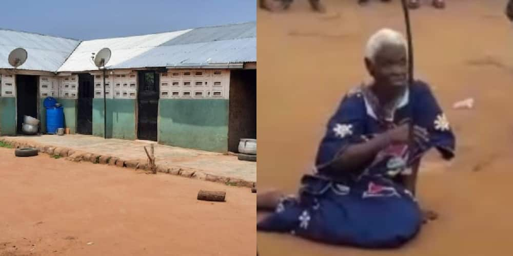 Video drops showing the last words of 90-year-old alleged witch before her demise