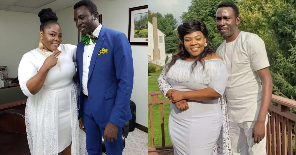 Celestine Donkor: Gospel Musician's Husband Could not Erect After COVID-19
