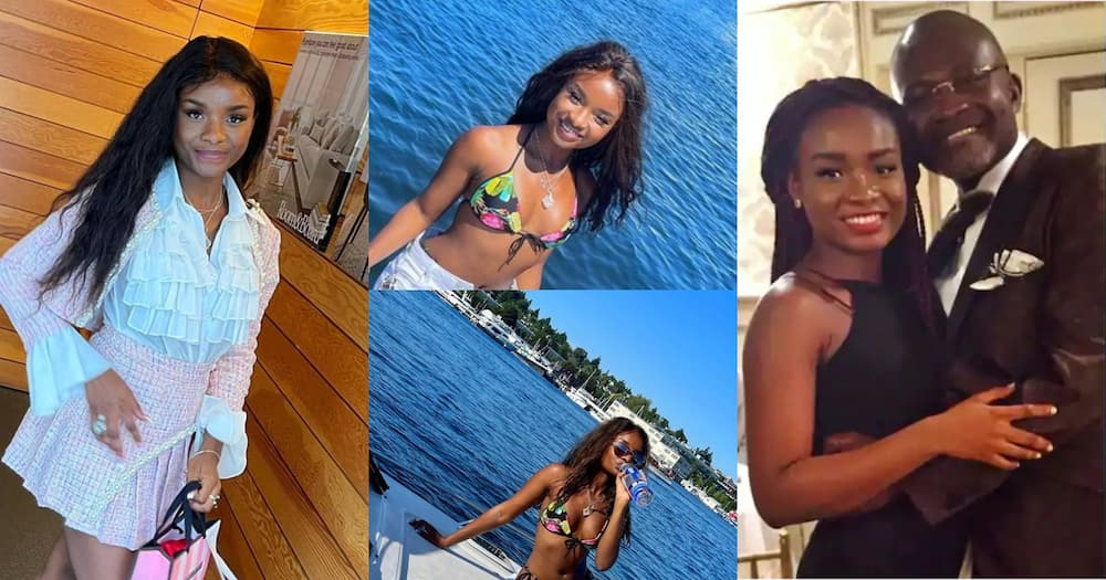 Kennedy Agyapong's daughter Anell Agyapong