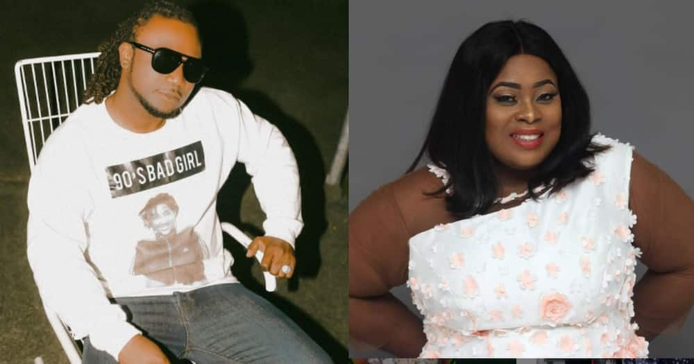 Prince Bright lied to me; he was married while dating me - Amanda Jissih speaks.