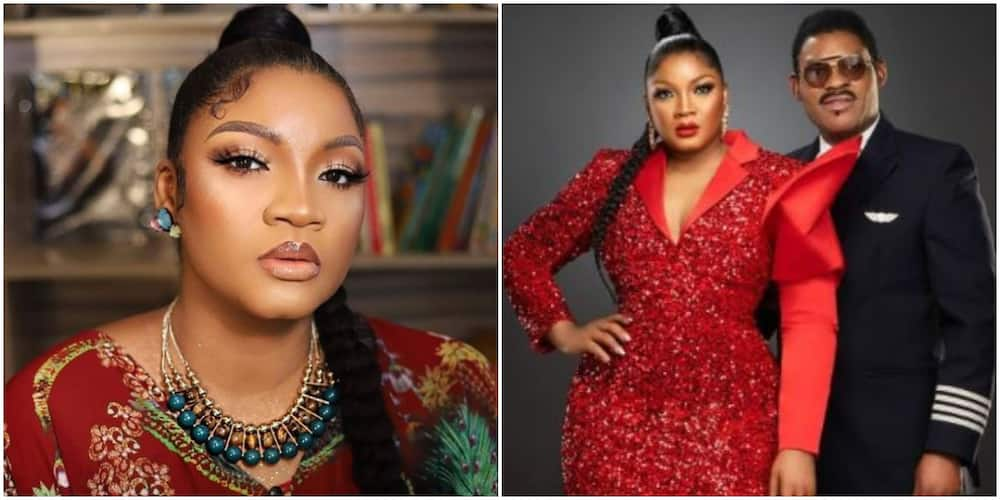 I Got Married at 18 Because I Was Mature and Already a Millionaire, Actress Omotola Opens Up