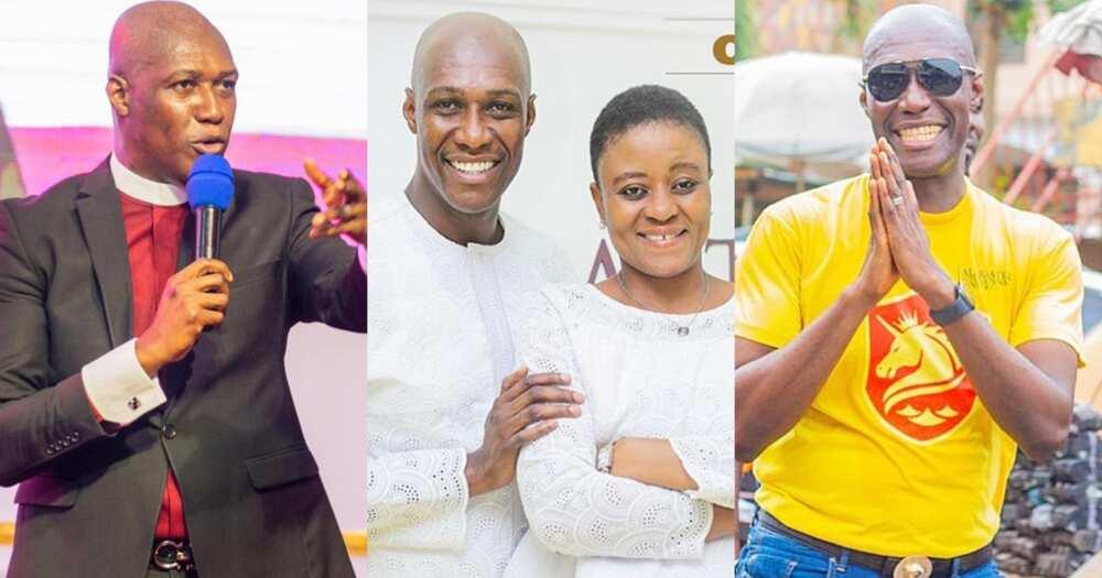 Prophet Kofi Oduro and wife Rita celebrate 21st wedding anniversary (photos)