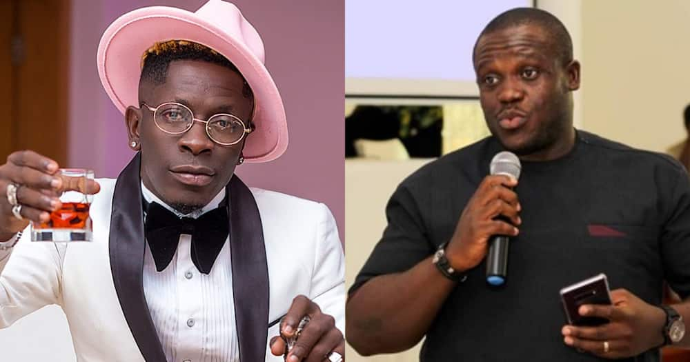 Shatta Wale is a trailblazer who gave life to dead Ghanaian music says NDC's Sam George