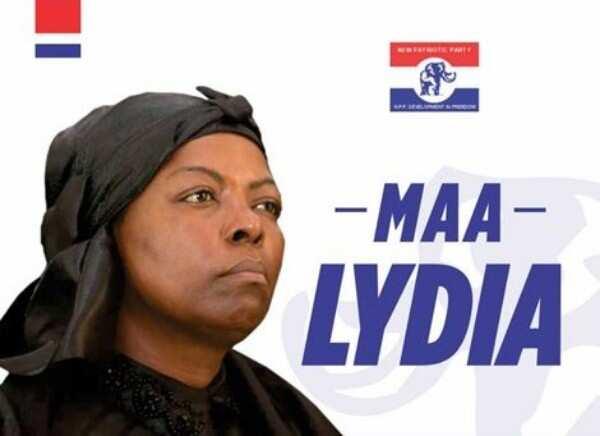 Agarko's wife Lydia Alhassan wins Ayawaso West Wuogon NPP primaries