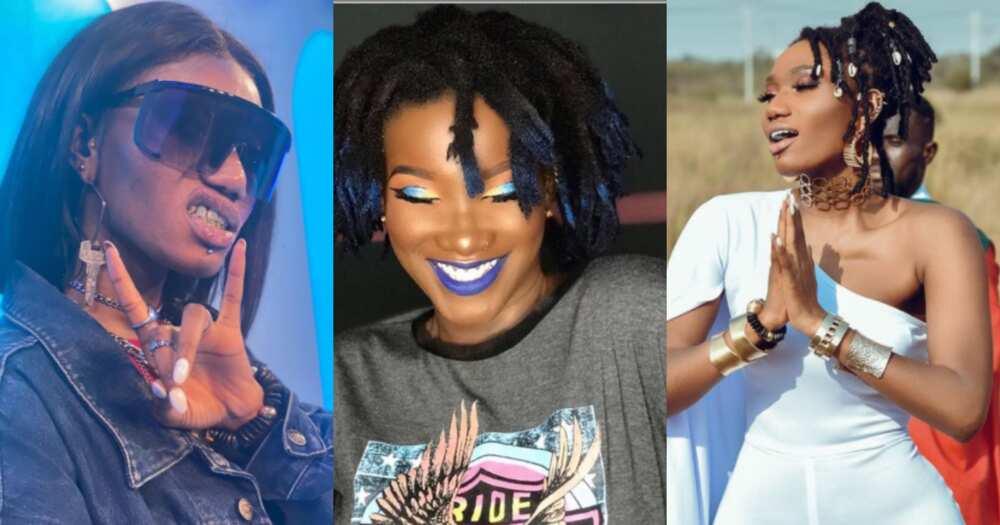 Wendy Shay: Singer has 15 Piercings Against Ebony who had 9
