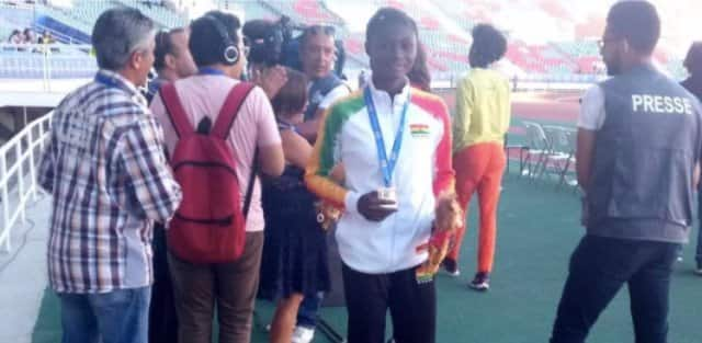 Rose Yeboah wins Ghana gold in women's high jump at African Games in Morocco (Video)