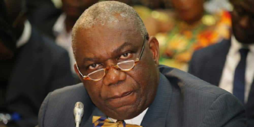 US$170m judgement debt: You have guts to accuse people cleaning your mess - Agyarko fires
