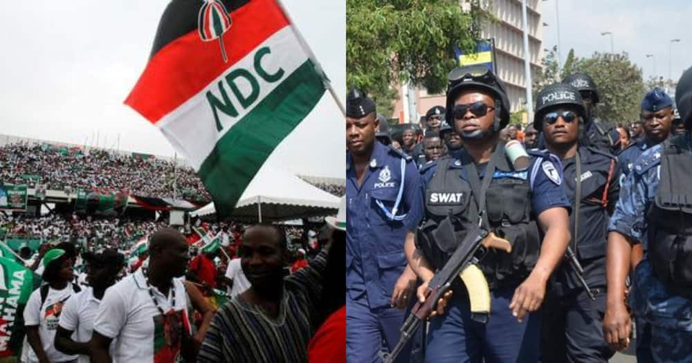 Ejura Killing: NDC to Embark on March for Justice Demo Despite Police's Warning
