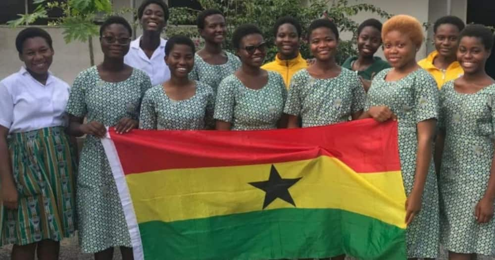 Aburi Girls SHS is Representing Ghana at the Global Robotics Competition