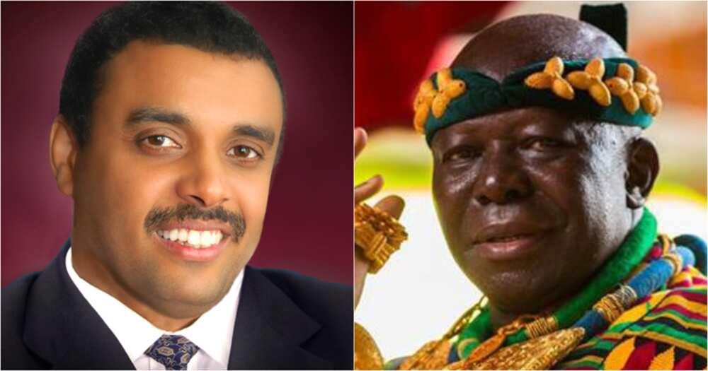 Dag Heward-Mills apologises to Otumfuo Osei-Tutu II over alleged insults in audio