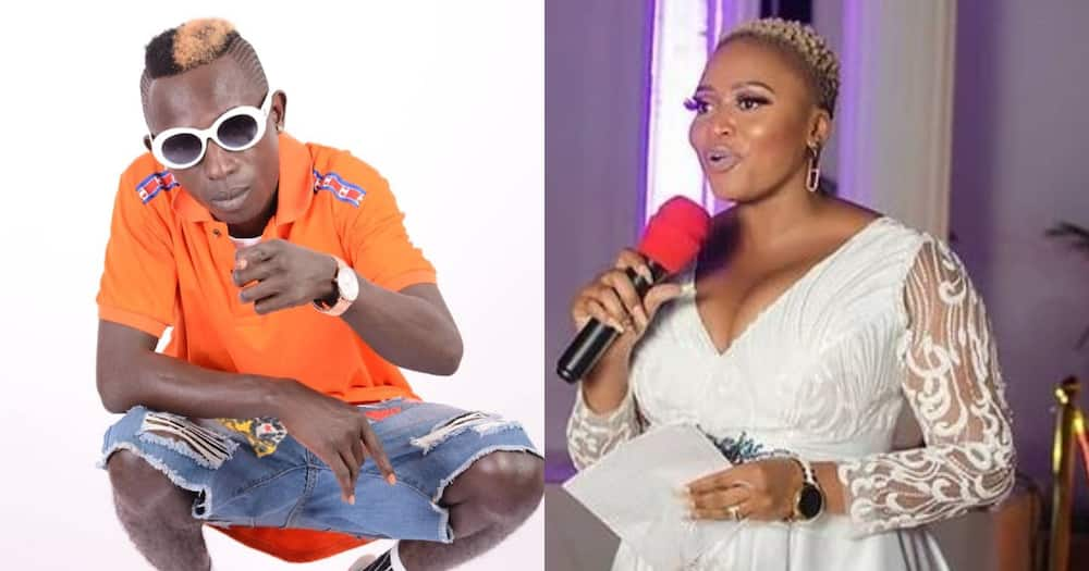 Patapaa: One Corner Hitmaker Drops call in Intervew with MGee for being Disrespectful