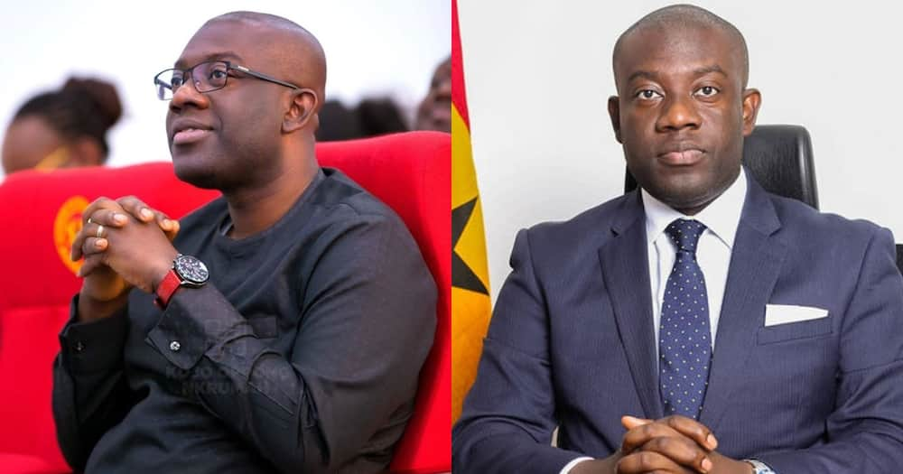 Information minister Kojo Oppong Nkrumah congratulates Shatta Wale over Beyonce collabo