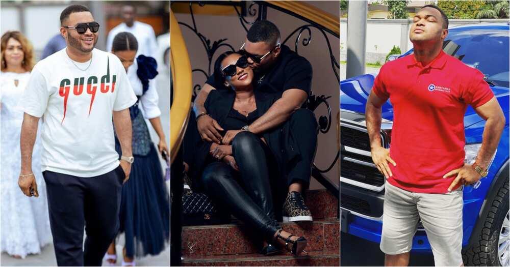Kwadwo Safo: Kantanka CEO Flaunts Beautiful Wife Zainab Bonkano On Their 4th Marriage Anniversary (Photos)