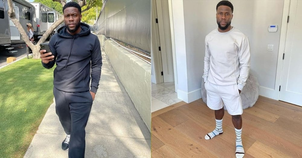 Kevin Hart, space, travel