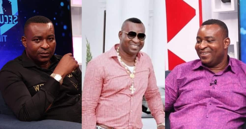 Chairman Wontumi narrates how he was cleaner & watchman before becoming rich