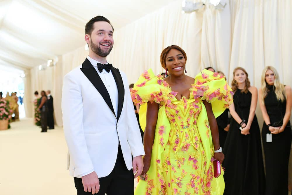 Serena Williams' husband: 10 quick facts about Alexis Ohanian