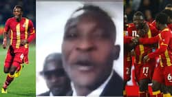 Throwback video of John Painstil hilariously introducing 2010 Black Stars squad before World Cup drops