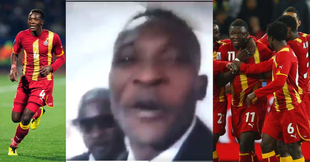 Video drops as John Painstil hilariously present 2010 Black Stars squad before World Cup in South Africa