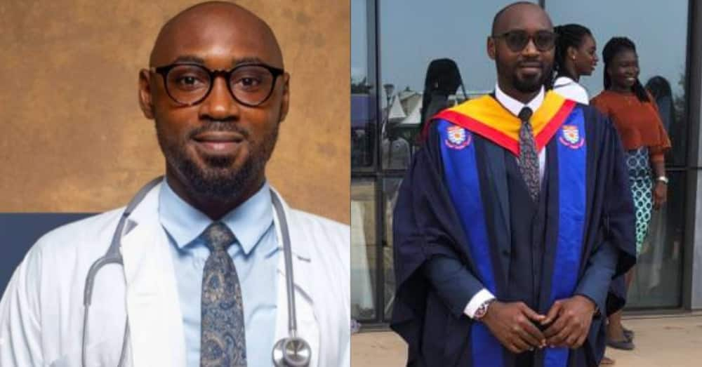 Meet UCC's overall best graduating medical doctor for 2020; sweeps 12 awards