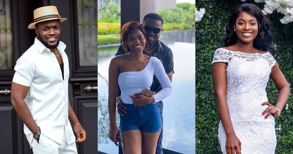 Kennedy and Tracy Osei: Wife of Despite's son reportedly pregnant