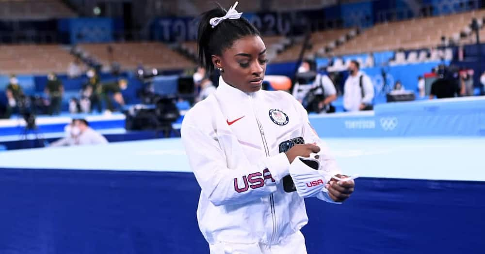 Simone Biles, Tokyo Olympics 2020, Gymnastics, Mental Health