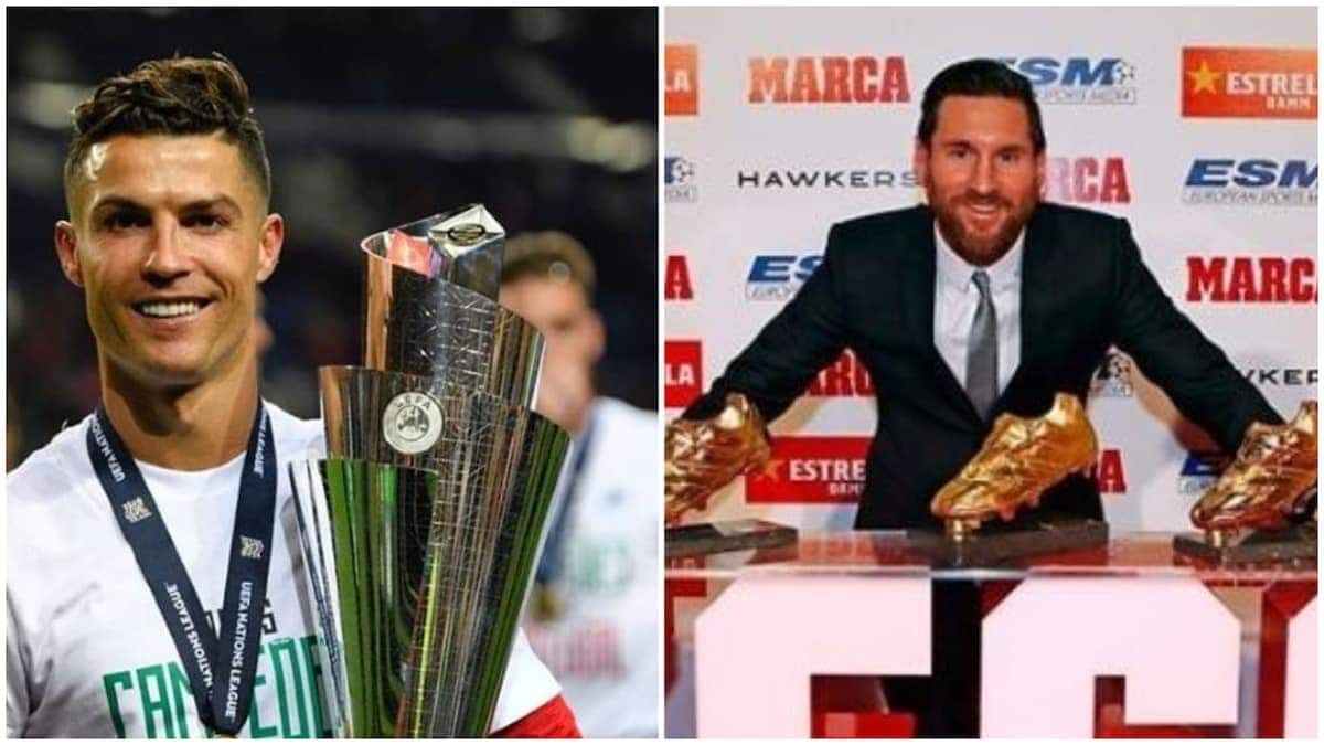 Records that Messi, Ronaldo and Van Dijk set to make World Best final 3 pop up