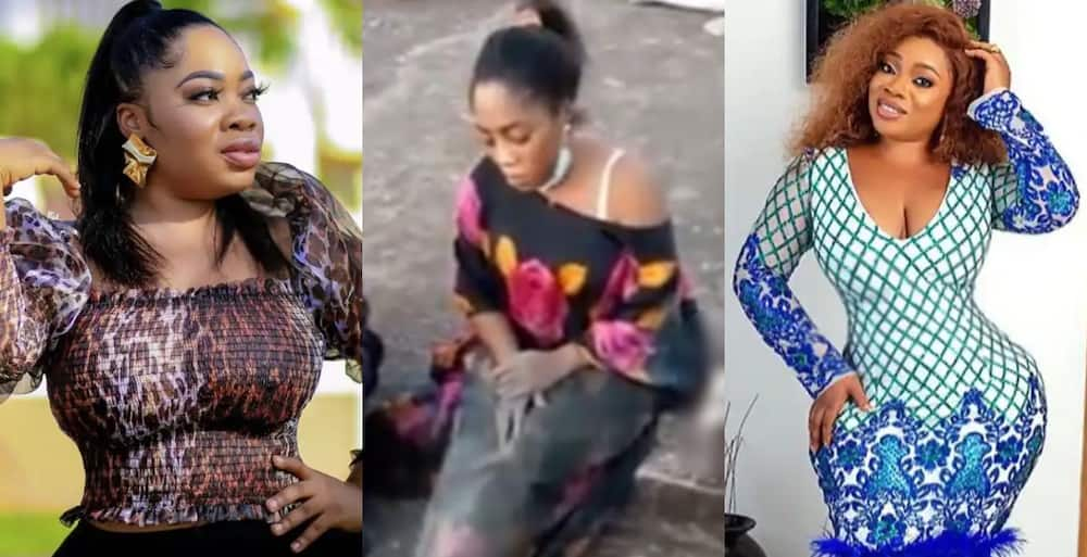 What is happening - Fans of Moesha Buduong Express Worry as she goes off for 3 Months