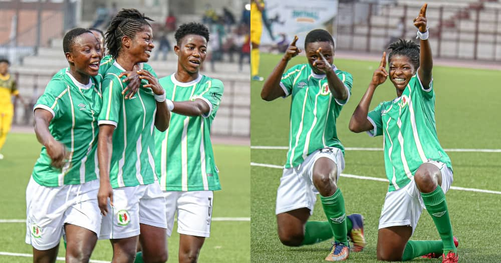 Hasaacas Ladies through to semi-finals of the CAF Women's Championship qualifier