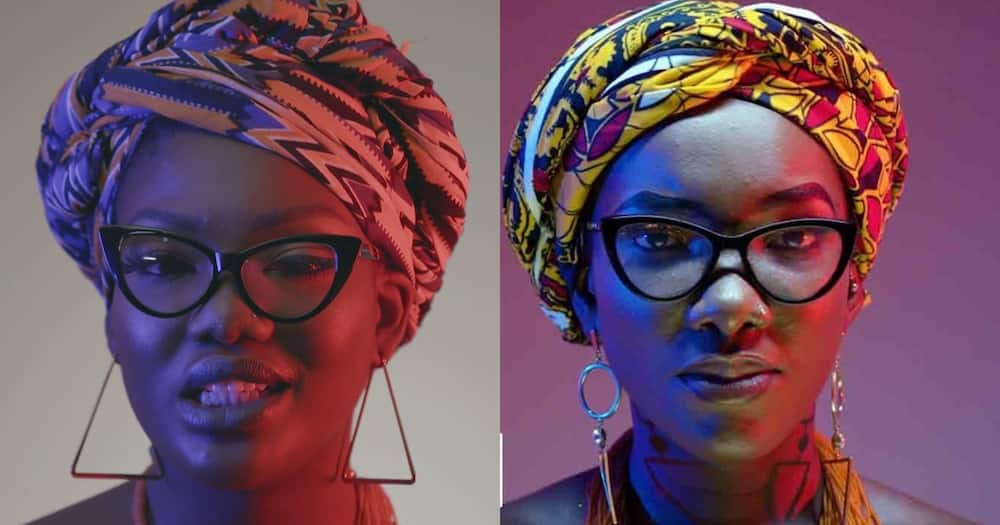iOna Reine: Ebony lookalike drops new song Obra; takes inspiration from Maame Hwe (video)