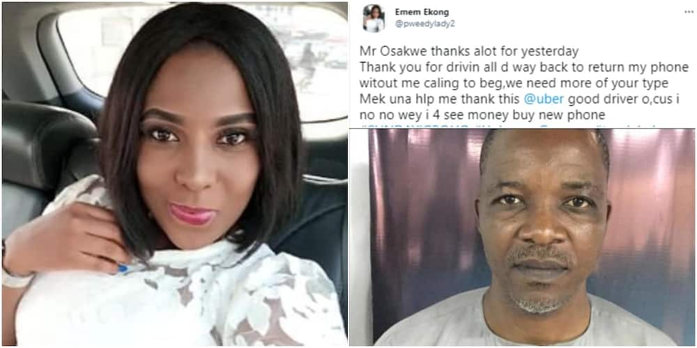 Social media celebrates Uber driver who returned passenger's iPhone 12 pro