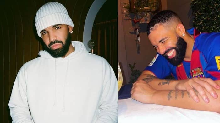 """Drake's old letter to his mom surfaces: """"Drake even got a ghost hand writer"""""""