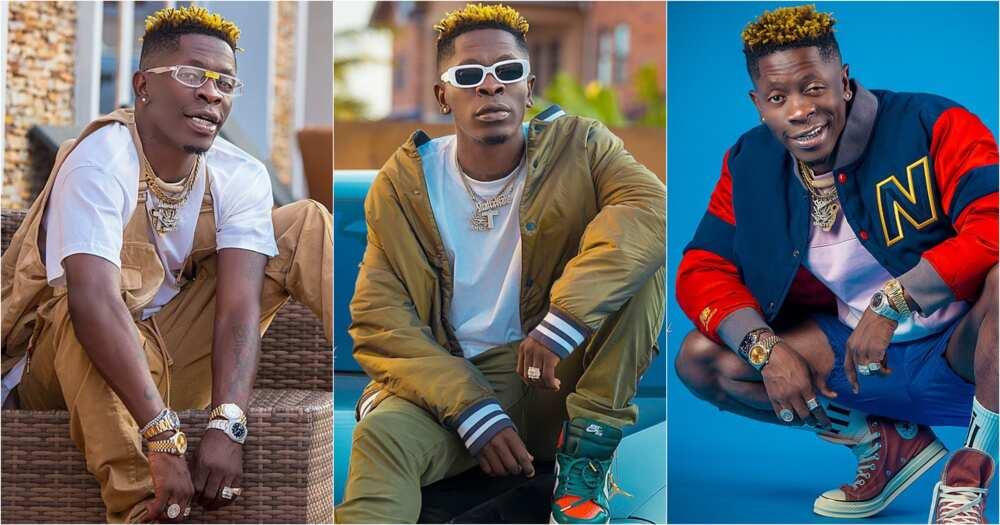 Shatta Wale tops Davido, Burna Boy to win Africa Choice Awards 2020