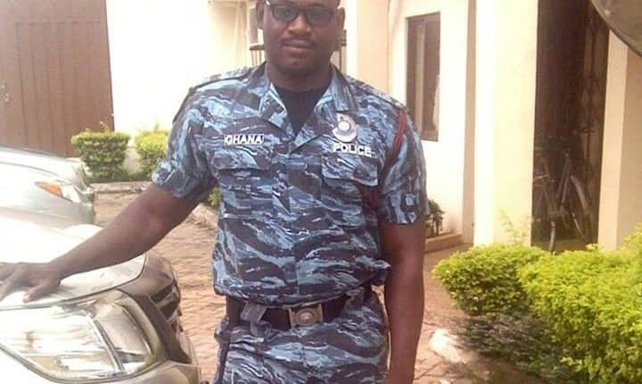 Corporal Wilson Azantilow (Photo credit: MyNewsGH.com)
