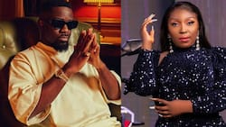 """""""I don't see Eno Barony as female rapper; I see her as MC"""" - Sarkodie finally declares"""