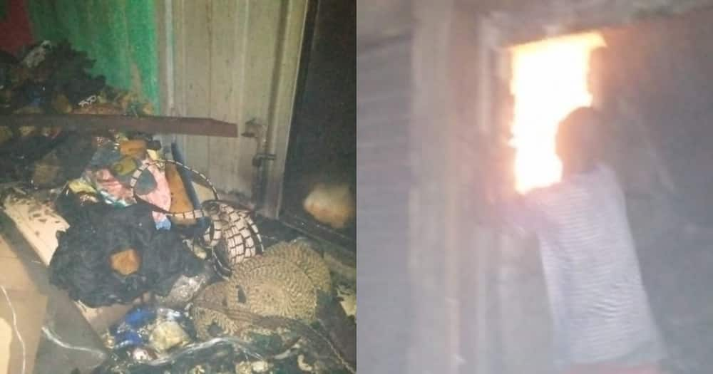 Fire raze down over 20 shops at Kumasi Central market; several properties destroyed