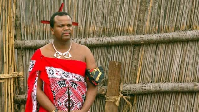 Swaziland king orders men to marry at least 5 wives of face life sentence