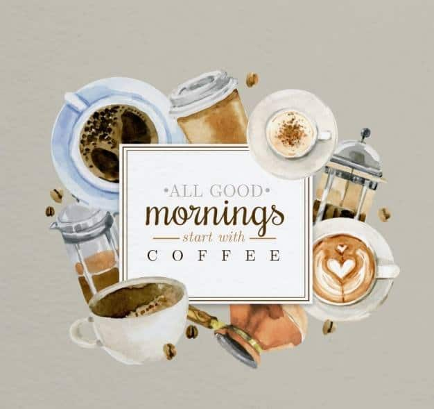 good morning coffeeimages