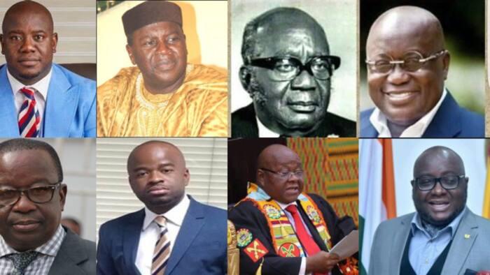 Ocquaye Jnr, 6 NPP politicians whose parents played key roles in Ghana's politics