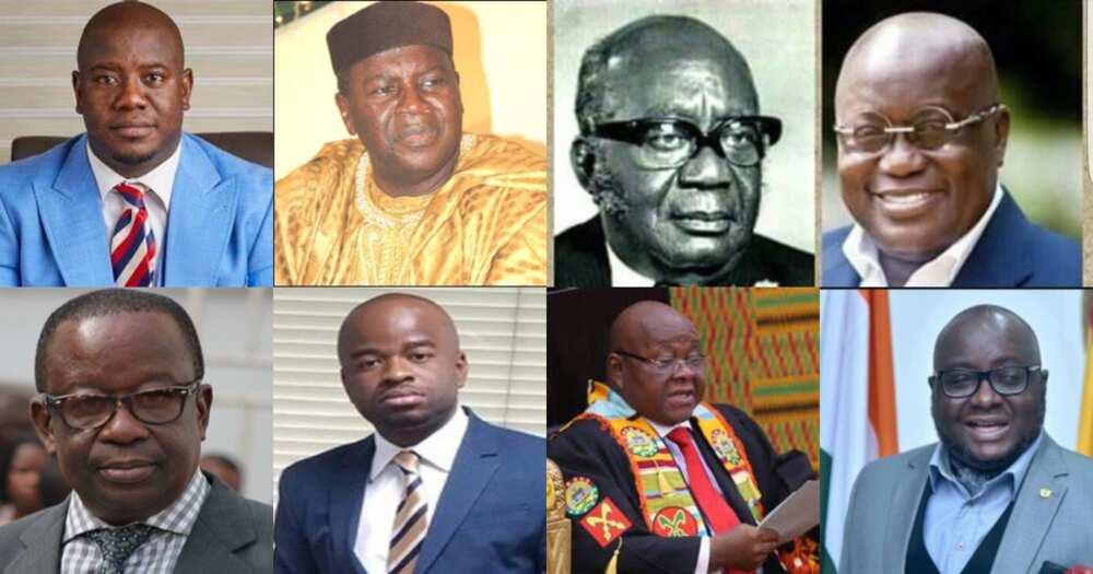 7 NPP politicians whose parents were politicians in the party