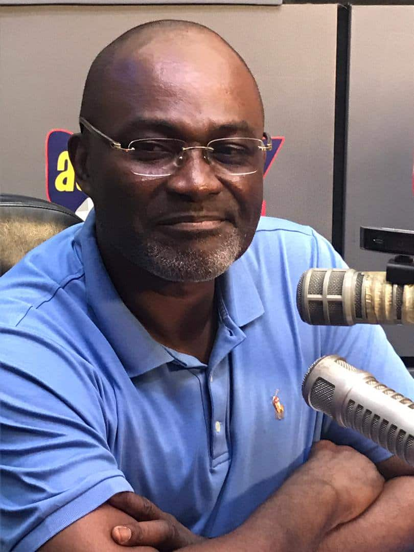 Kennedy Agyapong biography